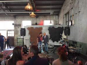 Foto's CD Presentatie Leerfabriek, Oisterwijk